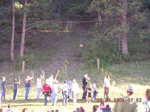 2004 Bowhunters Weekend Meat Shooters