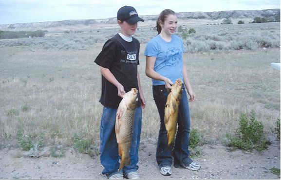 2004 Carp Shwacking Winner (Kids) Zack Calaway,