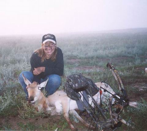 2004 Antelope 13 year old