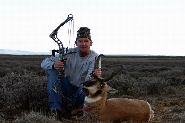 2006 Antelope Mat Christie