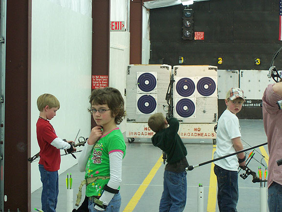 2009 State Target Youth shooters